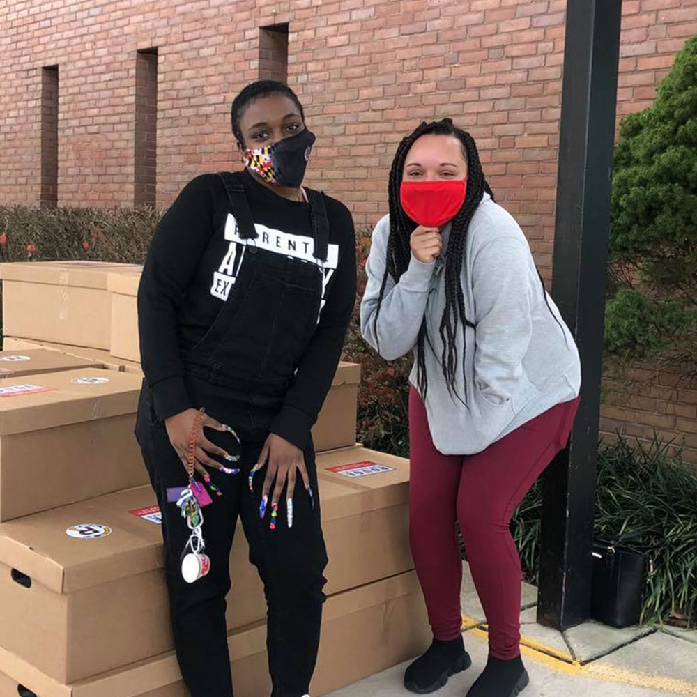 CR Maryland Community: 2020 Thanksgiving Meals Project