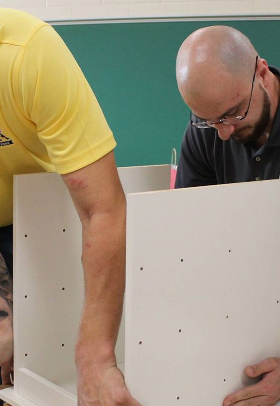 CR Maryland Community Baltimore Makers Space STEM Classroom