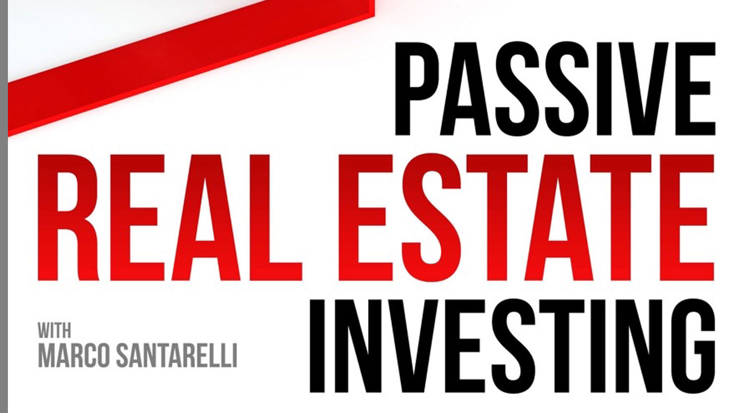 Passive Turnkey Real Estate Investing Podcast